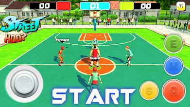 Street Hoop: Basketball Playoffs 2018 screenshot thumbnail