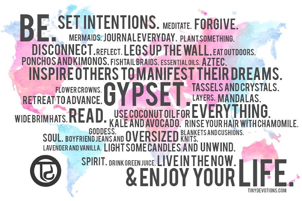 Tiny Devotions Intention guide. Ladda ned den själv gratis!