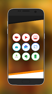 Infinite - Modern Icon Pack- screenshot thumbnail