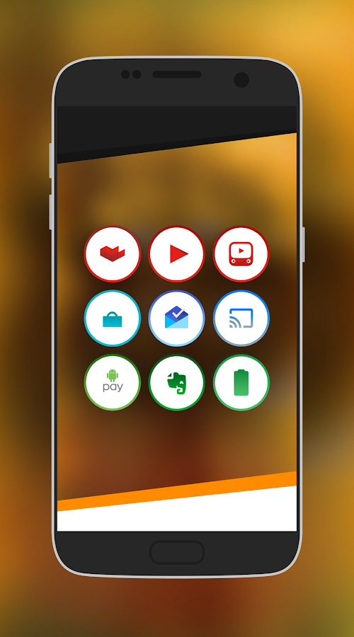 Infinite Modern Icon Pack- screenshot