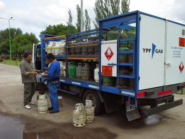 El municipio informó cómo se implementa el pago de las garrafas de gas