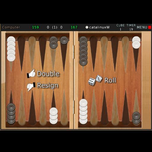 Backgammon Reloaded