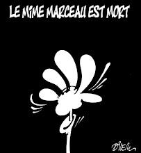 Photo: France_Mime Marceau
