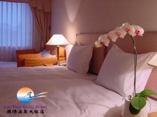 礁溪蘭陽溫泉大飯店