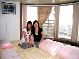台北自助旅行家˙阿羅住宿接待家庭