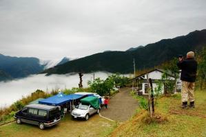 山頂農莊--民宿/露營區