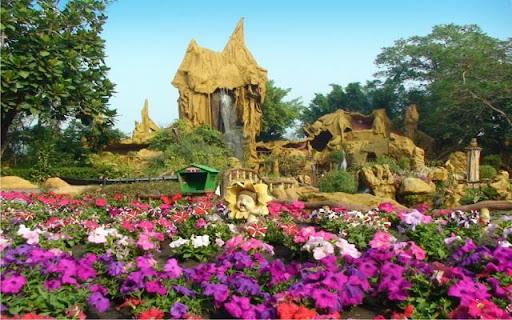 8大森林樂園
