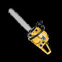 Chainsaw simulator icon