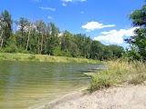 Озеро возле пос. Коцюбинское