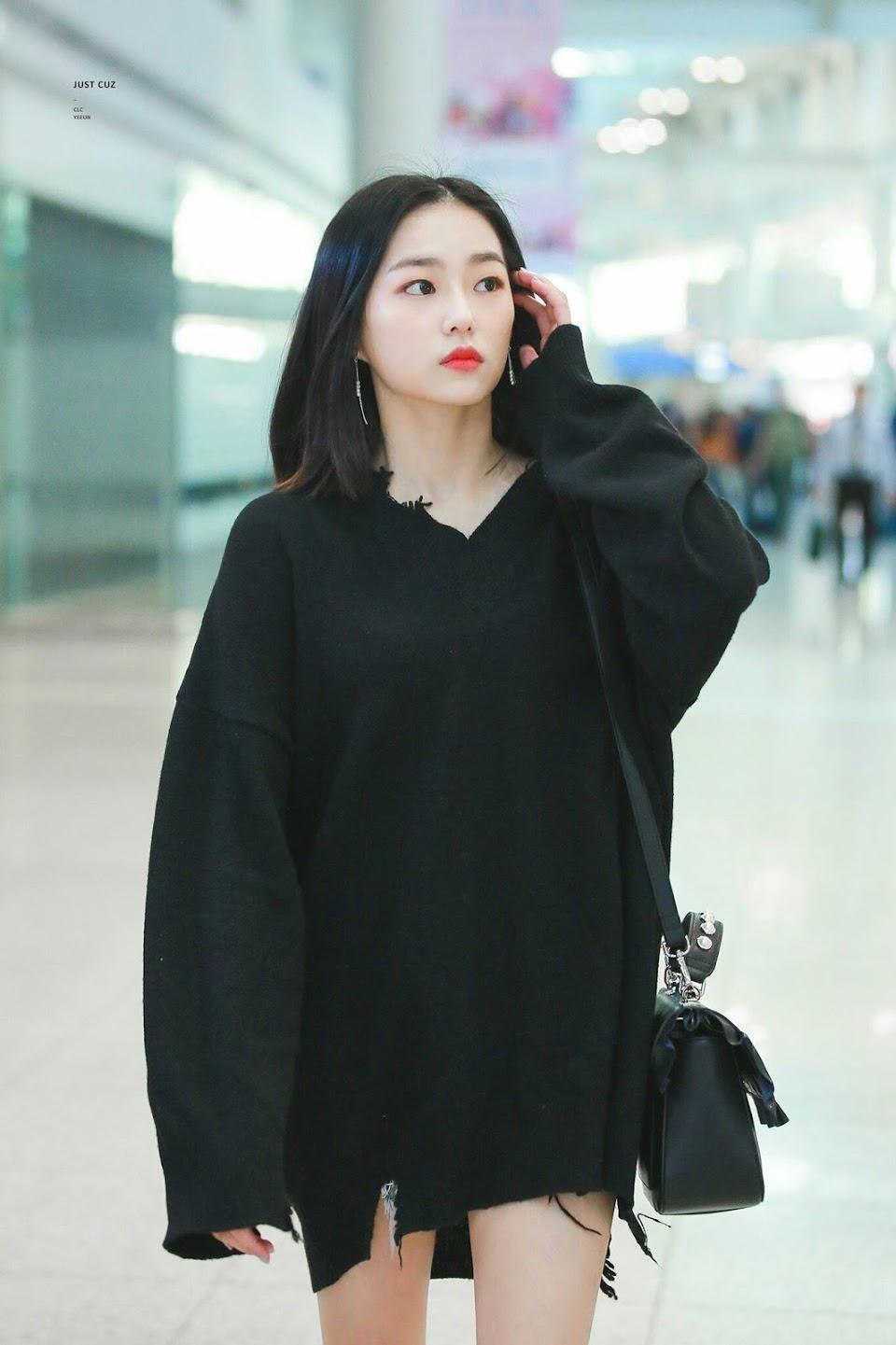 yeeun black 15