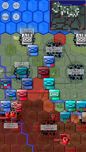 D-Day 1944 (free) filehippodl screenshot 2