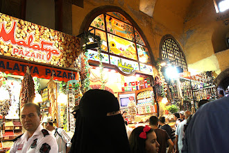 Photo: Day 104 - In the Egyptian Spice Bazaar #'4