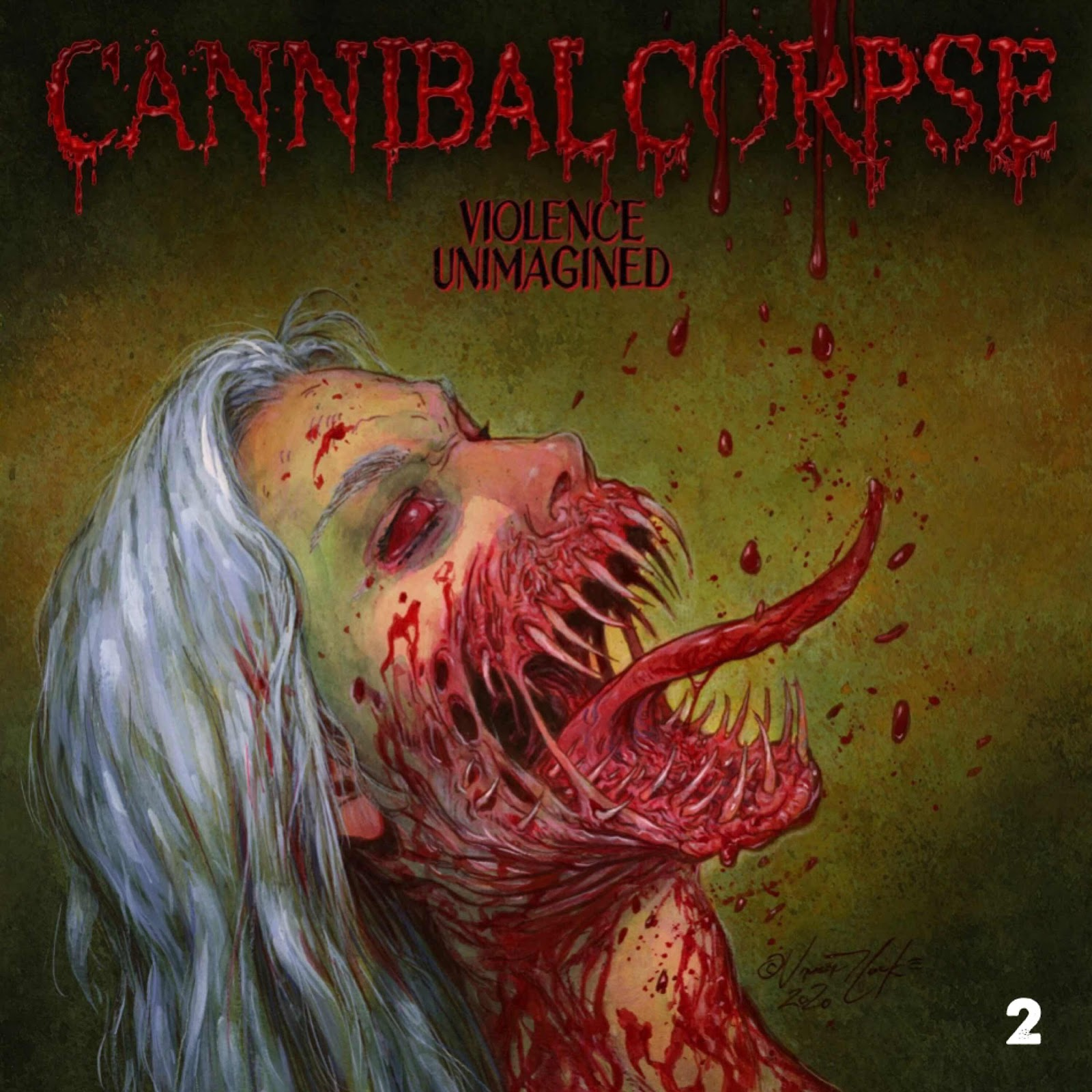"""Cannibal Corpse """"Violence Unimagined"""""""
