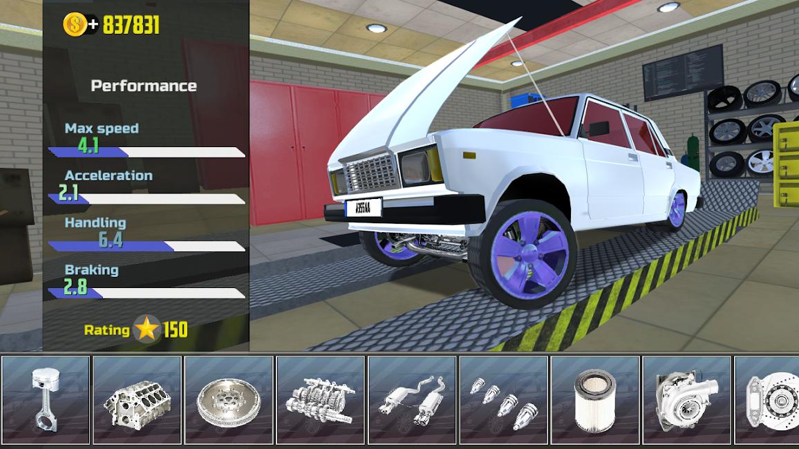 Car Simulator 2 Apk Mod (Dinheiro Infinito) 3