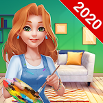 Home Paint: Color by Number & My Dream Home Design 1.0.5