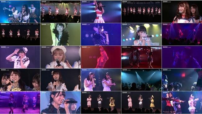 191030 (1080p) AKB48 村山チーム4「手をつなぎながら」公演 ハロウィン前夜祭 DMM HD