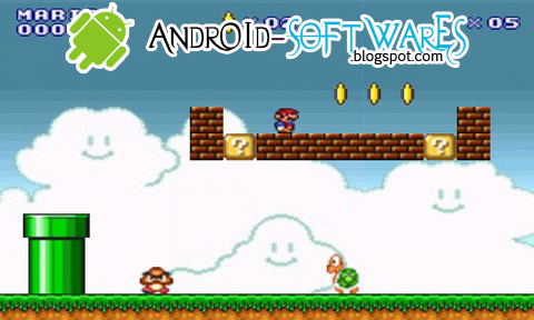 Super Mario Brothers v2.0 apk Game For Android