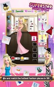 Superstar Fashion Girl Mod Apk 1