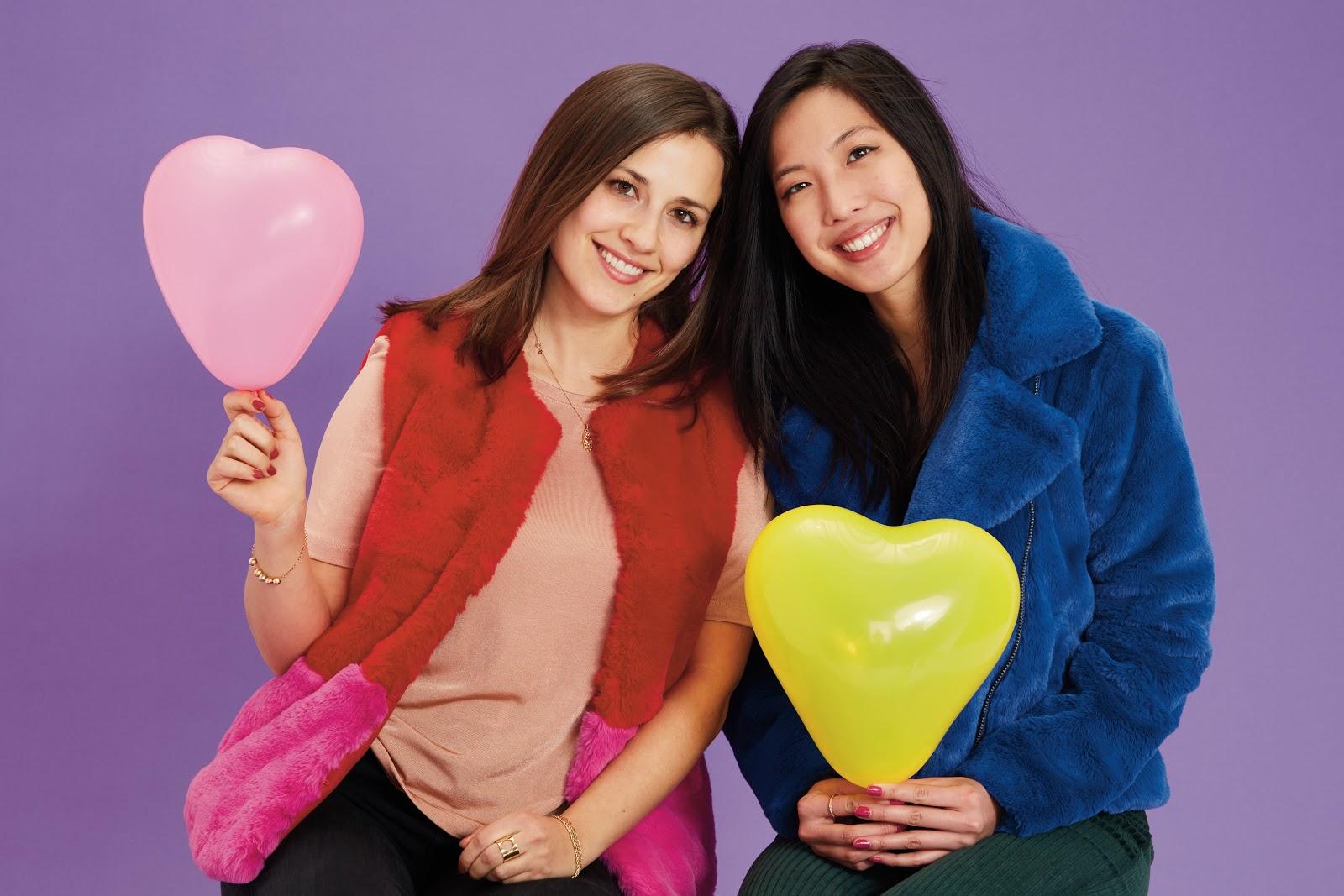 Pepper founders Lia Winograd and Jaclyn Fu