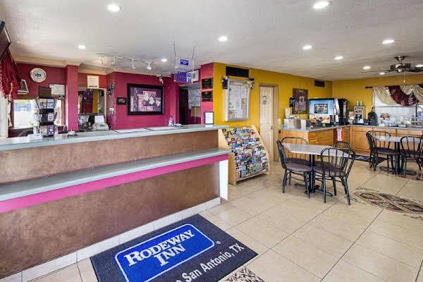 Rodeway Inn Lackland AFB/Sea World