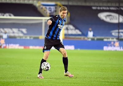 """Van der Brempt progresse avec le Club Bruges : """"On voit ses qualités remonter à la surface"""""""