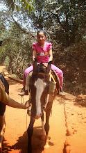 Photo: I love horse riding aft