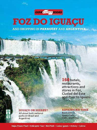 Guia 4 Rodas Foz do Iguaçu Eng