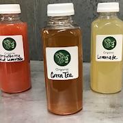 Organic Green Tea-chilled