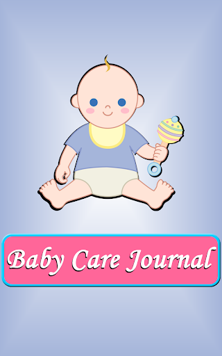 Baby Care Journal