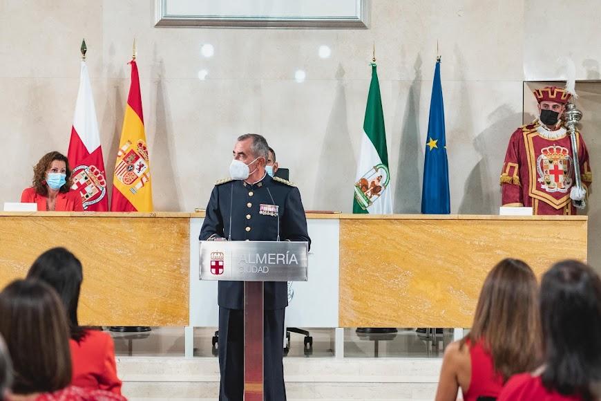 El coronel Javier Soriano.