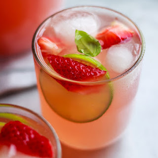 Strawberry Iced Tea Cooler