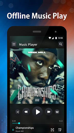 Music Player - EQ, Bass Booster & Visualizer