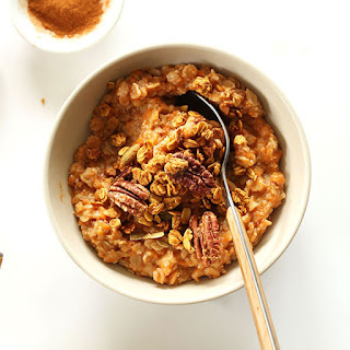 Sweet Potato Pie Oats