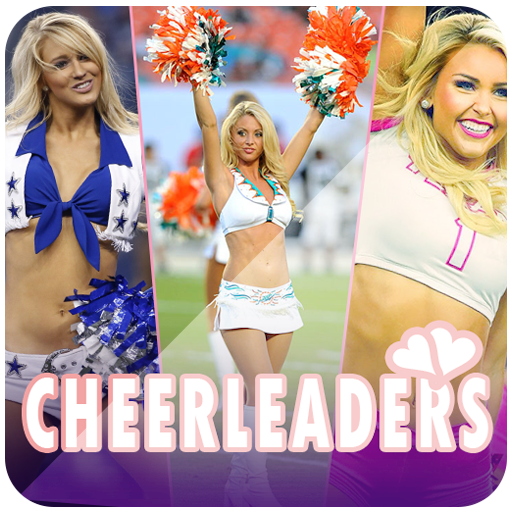 Cute Cheerleader wallpapers