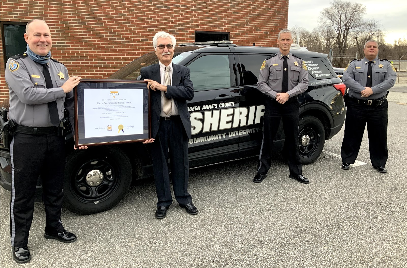 Press Releases Queen Anne S County Sheriff