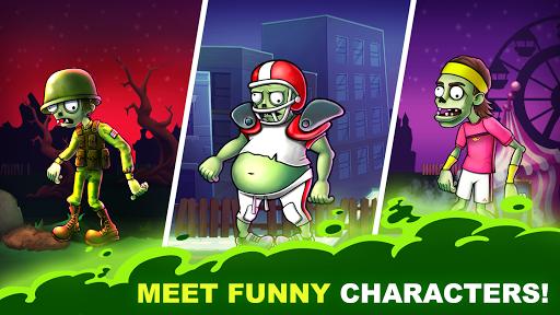 Zombies vs Humans: Bow Masters 1.5 screenshots 3