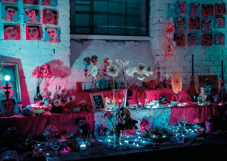 Dia de Muertos – Revue-Fotoausstellung