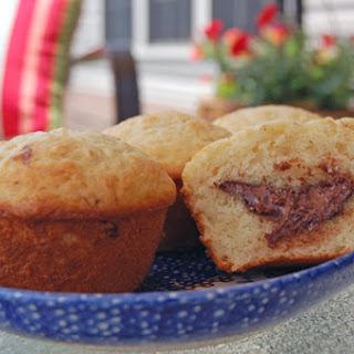 Nutella Muffins Recipe
