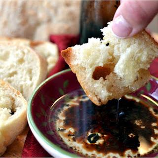 Homemade Ciabatta Bread.