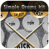 Simple Drums kit