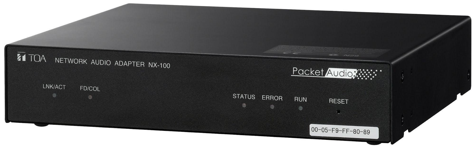Audio över nätverk | TCP/IP