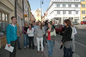 Photo: Před Jenštejnským a Salátovským domem