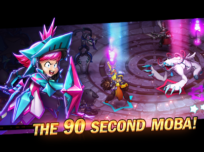 Arena Stars: Battle Heroes Screenshot