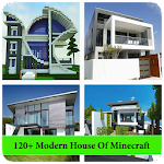 120+ Modern House Of Minecraft Icon