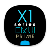 X1S Prime EMUI 5 Theme (Black) Android APK Download Free By Absoft Studio
