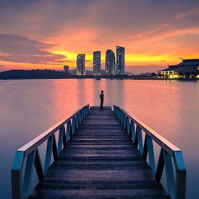 Great Morning by Azri Suratmin - Landscapes Sunsets & Sunrises (  )