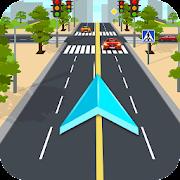 حر GPS، صوت التنقل خريطة -  GPS سرعة متر APK