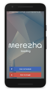 Download Merezha Conference For PC Windows and Mac apk screenshot 1