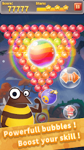 Bubble Shooter Legend – Bubble Joy 2