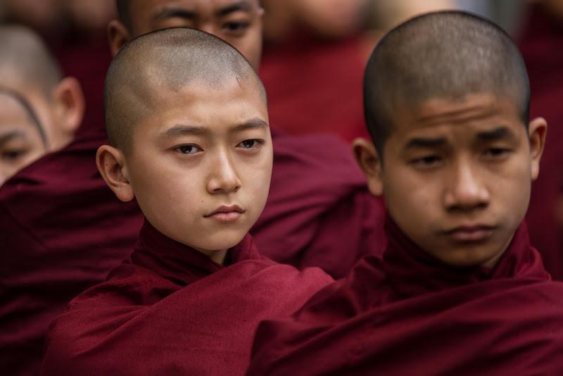 il piccolo monaco di antonioromei